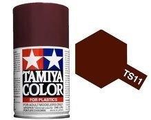 Tamiya Maroon Spray TS-11