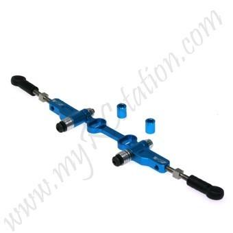 FRONT UPER ARM:#TA05-RWD[LBL] #ER.TA05-RWDP16-LBL