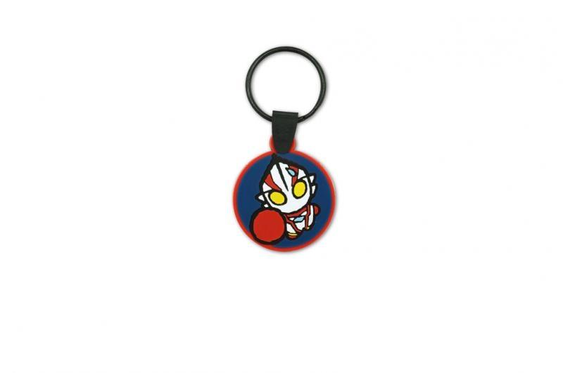Ultraman Mebius Keychain