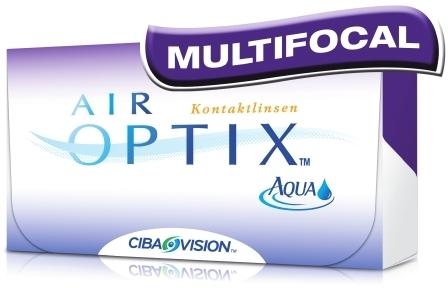 Air optix Multifocal (3pcs)