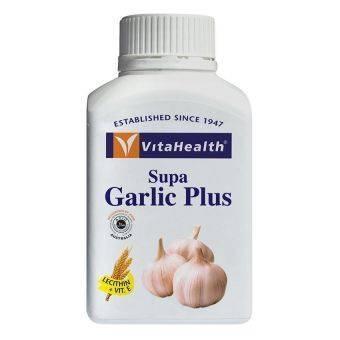 VitaHealth Supa Garlic Plus 25s