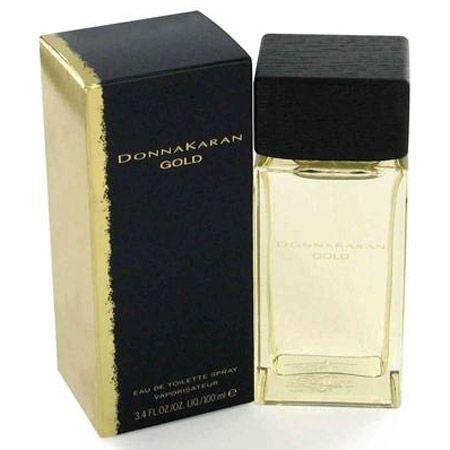 Donna Karan Gold Perfume by Donna Karan for Women 50ml Eau De Parfum Spray