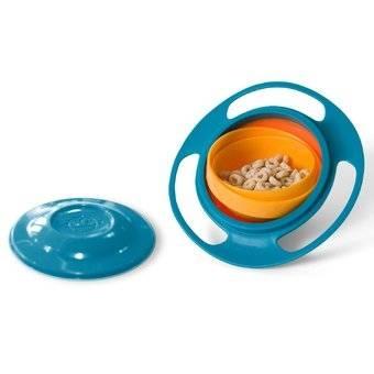 Universal Gyro Bowl Kids Proof 360 Degrees Spill