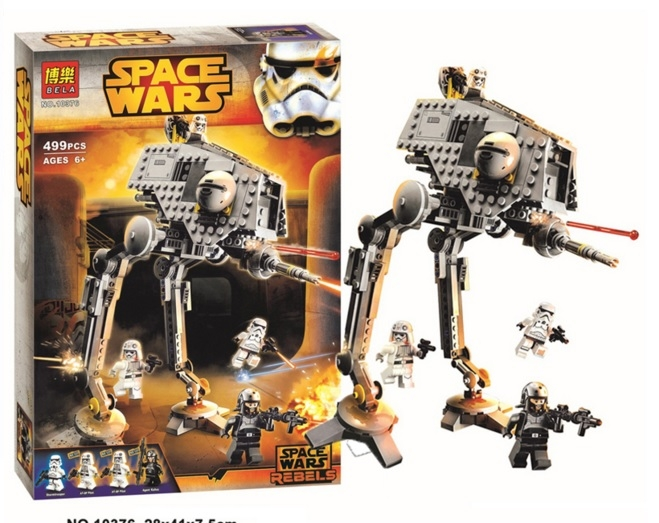 New Star Wars AT-DP Building Blocks Toys Lego Compatible