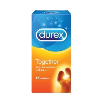 Durex Condom Together 12\'S