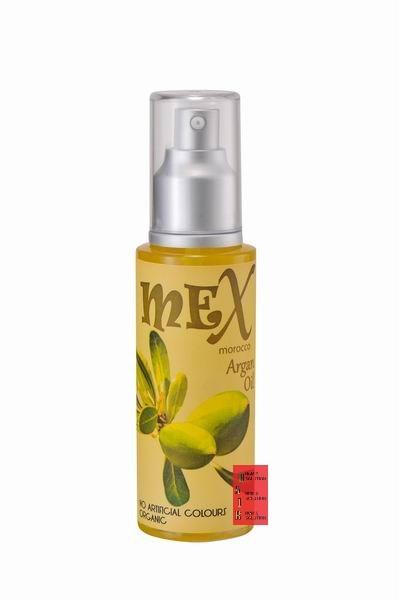 120ml MEX Morocco Hair Argan Oil