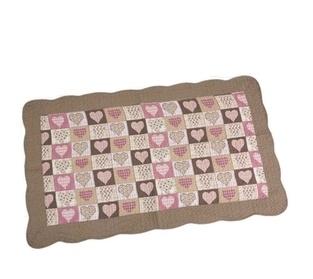 Patchwork Vintage Story Mat Carpet Rug 004