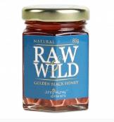 John Huney Raw Wild Golden Black Honey 85gm