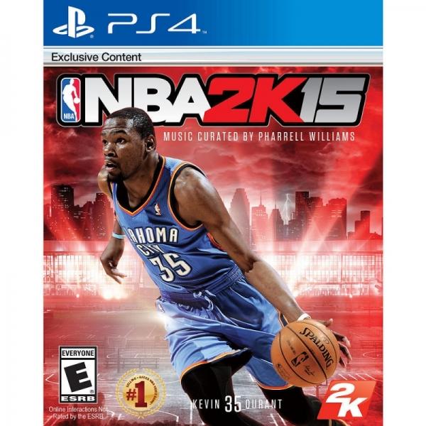 PS4 NBA 2K15 (Basic) Digital Download