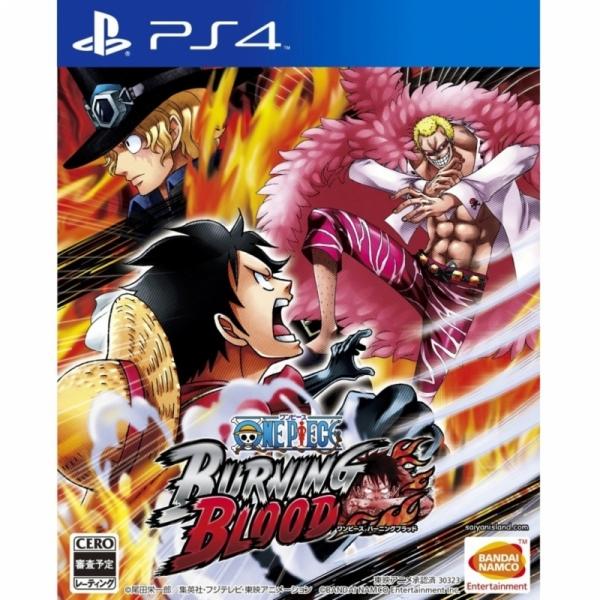 PS4 One Piece Burning Blood (Basic) Digital Download