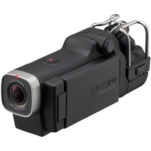 Zoom Q8 2K HD Video & Sound Recorder Four Track
