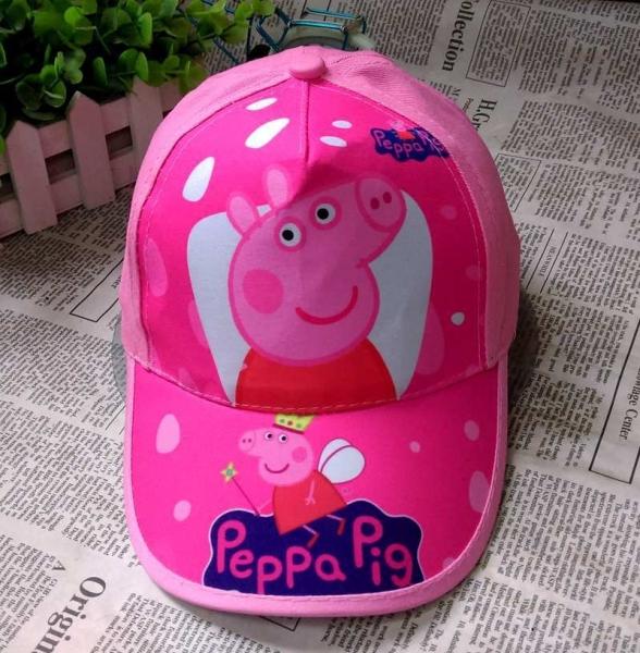 PEPPA PIG OUTDOOR CAP (PEPPA DESIGN)