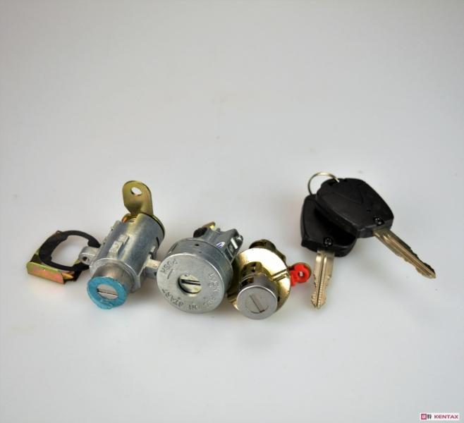 Cylinder Key Lock Set - Saga BLM [Whole Car] (PW 896041)