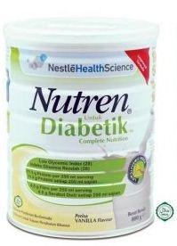 NESTLE NUTREN DIABETIC (VANILLA) COMPLETE NUTRITION 400g