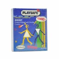 PLAYSAFE ROCKET TYPE - 3's