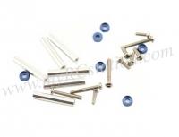 450 Aluminum Tube Parts #TS1258