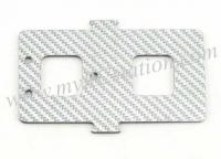 450 Fiberglass Battery Mounting Plate(single pcs) #TS1274