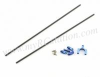 450 Metal Tail Boom Brace #TS1157