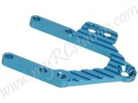 Aluminium Motor Cover Plate For TA-05IFS #TA05-IF11/LB