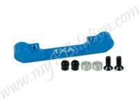 Aluminium Suspension Mount (1XA) - Ver. 2 For TRF415 #415-01/1XA/V2