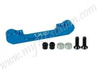 Aluminium Suspension Mount (1XC) - Ver. 2 For TRF415 #415-01/1XC/V2