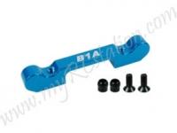 Aluminium Suspension Mount (B1A) - Ver. 2 For TRF415 #415-01/B1A/V2