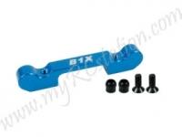 Aluminium Suspension Mount (B1X) - Ver. 2 For TRF415 #415-01/B1X/V2