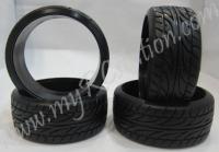 Drift Tyre,4pcs #TY-011