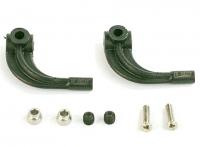 EK1-0403 Flybar control arm set (V2) #000667