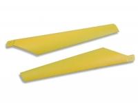 ESL005-Y Hard Blade For Esky Lama(A-Upper Yellow)