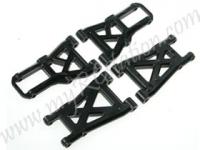 F & R Suspension Arm Set (4 pcs) For TA-05 #TA05-18