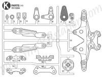 FF03 K Parts Bag #19115284