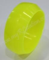 Fluorescent Yellow Drift Tire #TY-023Y