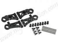 Front Camber Suspension Arm Set For TT-01 #TT01-20