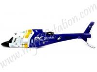 Fusalage(White & Blue) Belt-CP CX #002708