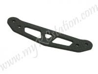 Graphite Upper Bumper For TT-01 #TT01-11/WO