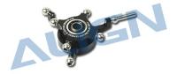 H25016-00 CCPM Metal Swashplate/ Black #H25016-00