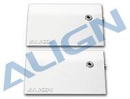 H60170 600 Carbon Fiber Flybar Paddle
