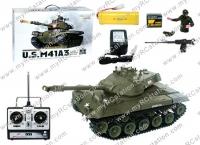 HL 1/16 Scale RC Tank (U.S. M41A3) #3839-1