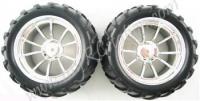 HSP 1/10 Monter Truck Tire #08010