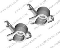 HSP 1/8 Steering Hubs (L/R) #81022