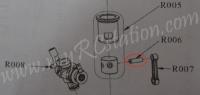 HSP R006 Piston Pin #R006