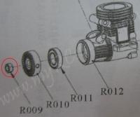 HSP R009 Nut #R009
