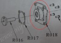 HSP R018 Rear Housing #R018