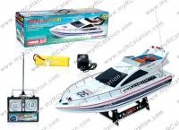 RC Battle Speed Boat #3837