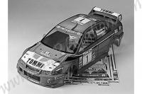 RC Body Set Lancer Evo.VI WRC #50862