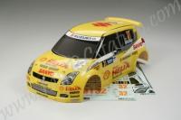RC Body Set Suzuki Swift #51236