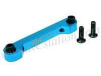 Rear Aluminum Suspension Mount (RR/1 Degree) For TA-05 #TA05-11/1/LB