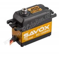 Savox High Torque High Voltage Servo SC-1268SG #SC-1268SG