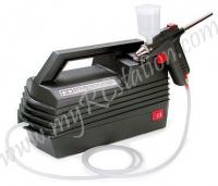 Spray-Work Basic Compressor - w/Airbrush #74520